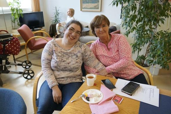 Selda ja Anna-Stina